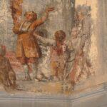 Podziękowanie za wsparcie dzieła renowacji fresków